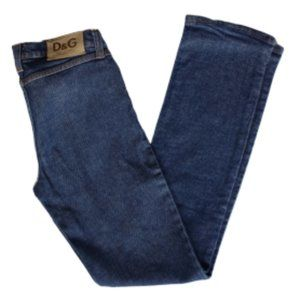 Dolce & Gabbana Straight Leg Italian Jeans- Sz. 29